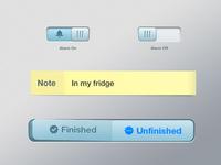 Freshbox Button Detail