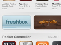 Small Banner on Appstore
