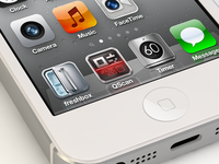Chinge Powered icon design view