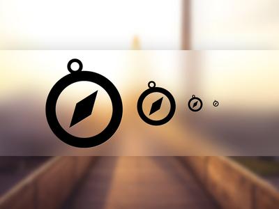 Minimal Safari Icon