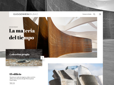 Guggenheim Bilbao Early Concept