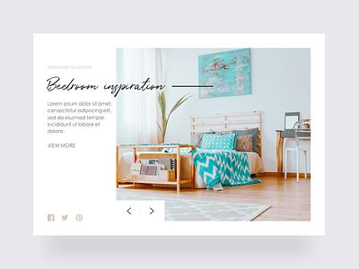 Boho Lookbook decor webdesign ux ui shopify product inspiration minimal ecommerce clean bedroom bohemian