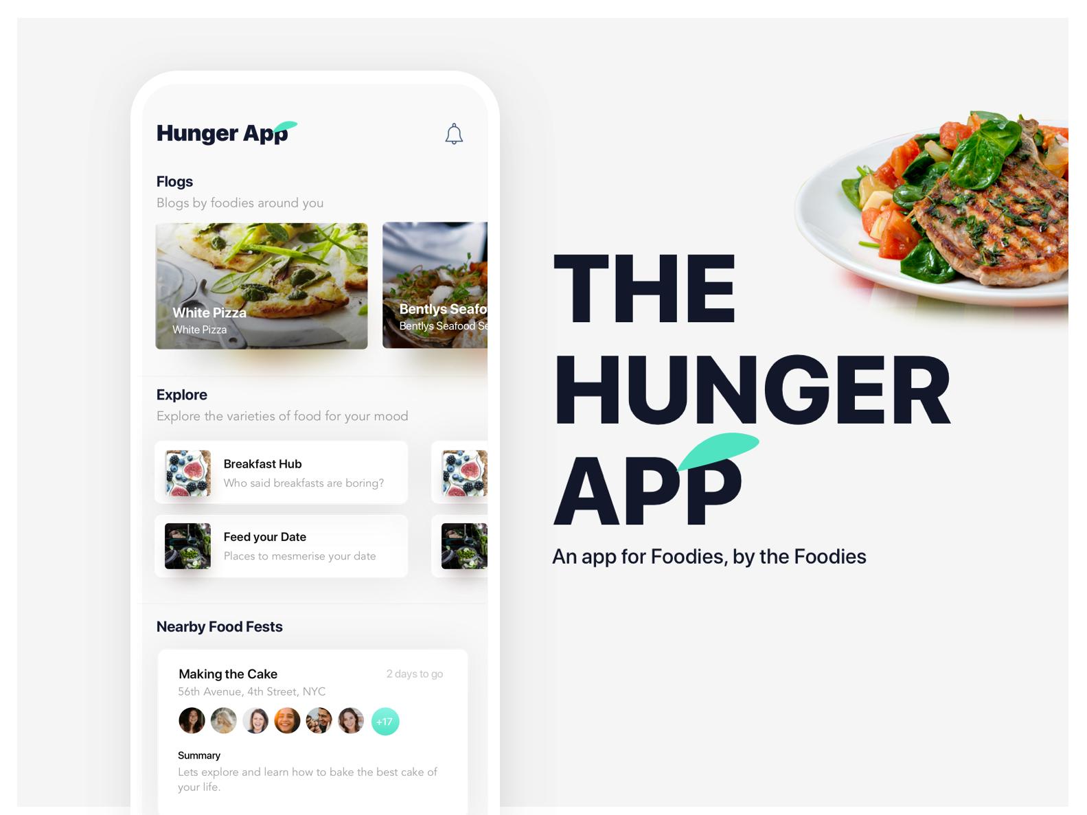 dating app for foodies mest populære dating sites kalkun