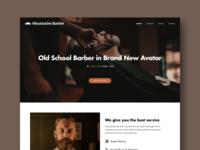 Local Barbershop Homepage