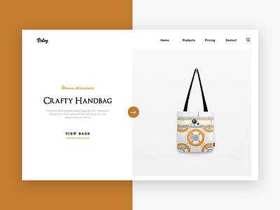 Veloz - Product Page minimalism website design product design website brand identity minimal ui design landing page ux design typography