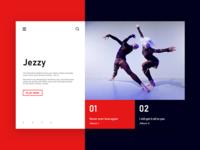 Jezzy  - Music Website