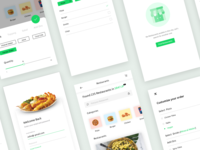 Restaurant Finder App - UI Design