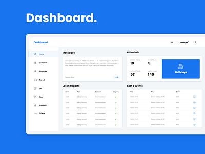 Dashboard UI Design designthinking dashboard design userinterfacedesign userexperiencedesign userexperience userinterface minimal typography product design minimalism ux design ui design