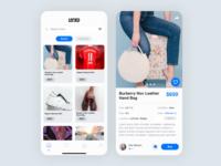 Laced - E-commerce App Design