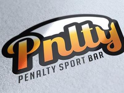 Pnlty Logo logo branding pnlty