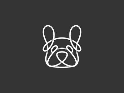 Bulldog Line art branding design logodesign graphic  design graphicdesign artwork dogs dog lineart graphic design logoinspiration awesome logo logo ideas logo inspiration logoideas logoinspirations logoidea logos logo bulldoglogo bulldog