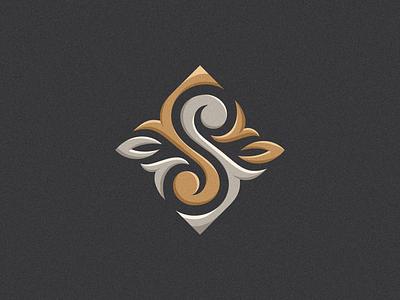 S Logo design vector logoidea awesome logo logoinspiration logoideas logo ideas logoinspirations logos luxury elegance slogo logo s