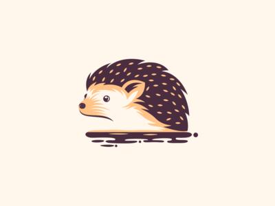 Hedgehog Logo branding cute logo idea logo inspiration design awesome logo logoinspiration animal logo ideas vector logoideas logoinspirations logoidea logos logo pet logo hedgehog vector hedgehog logo hedgehog