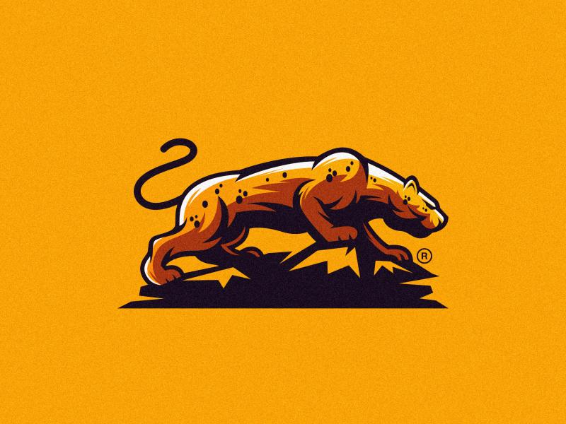 jaguar mark fitness vector animal logotype design illustration icon mascot sports character esports masculine games designs brand branding esport logo