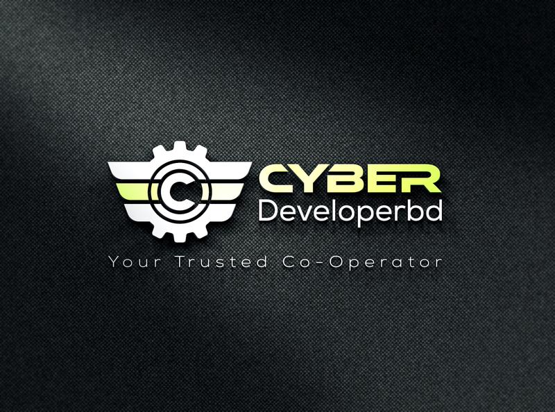 Cyber Developer- Premium Quality Business Logo Design best logo premium logo vector logo business logo logo redesign round logo design brand logo design cool logo design logo design idea