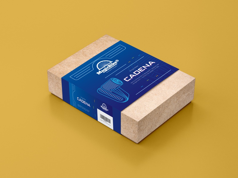 Magic Bike- Premium Quality Packaging Design for Amazon Seller brand identity custom box design printdesign brand design product box design branding mockup product packaging packaging design