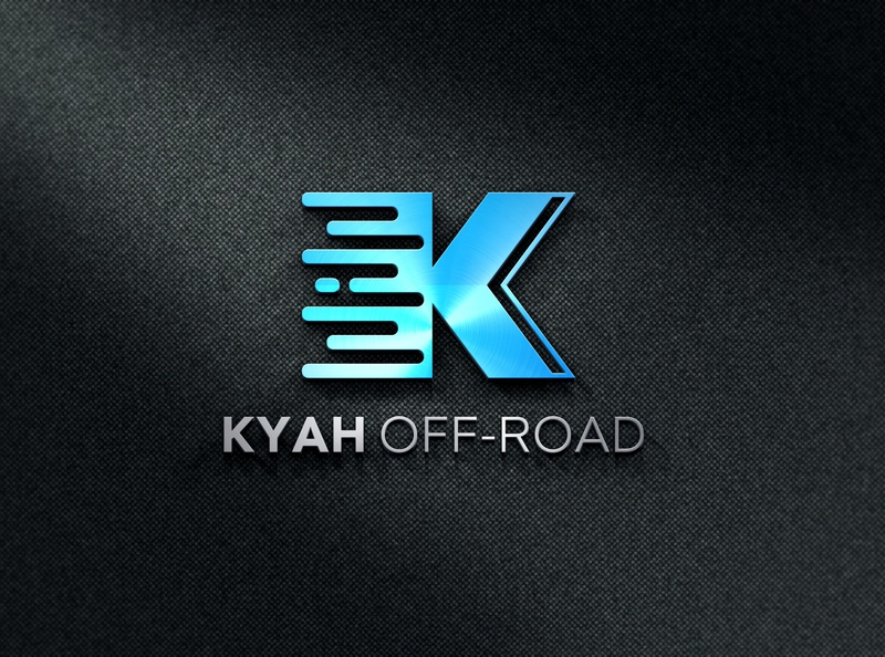 Kyah Off Road- Premium Quality Logo Design for Amazon Seller 3d logo design professional logo design design a logo logo design hand drawn logo watercolor logo signature logo vintage logo freestyle logo