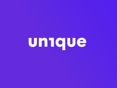 Unique productivity generative technology font design branding graphic type typography marketplace prototypo unique