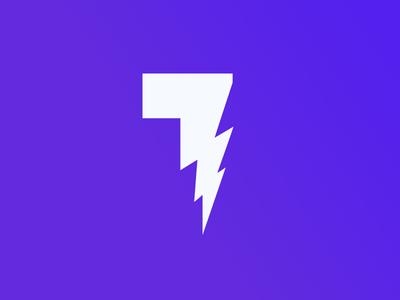Unique – Lightning Bolt productivity generative technology font design branding graphic type typography marketplace prototypo unique