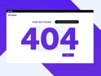 Unique — 404