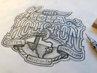 ICLA 2016 Houston Sketch