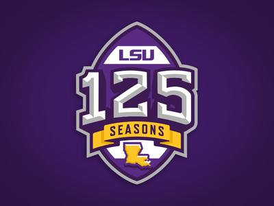 LSU Tigers 125 Seasons