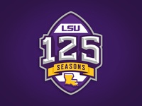 LSU Tigers 125 Seasons