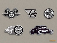 Bowling Green Hot Rods - Concept Sketches