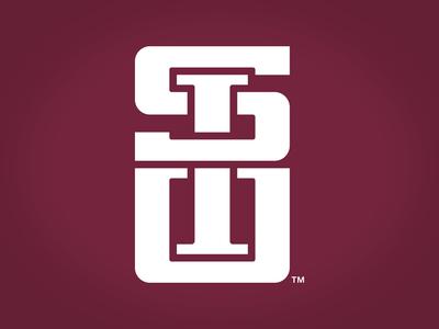 Southern Illinois University Interlocking Logo