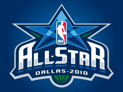 2010 NBA All-Star Game official mark for the 2010 nba all-star game