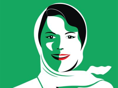 Haifa Portrait