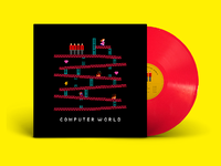 Kraftwerk - Computer World cover redesign