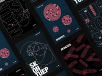 Ayit Skontu EP posters