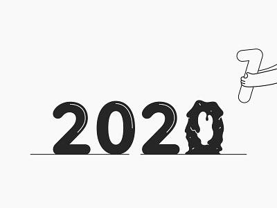 2020 bw adobe vintage illustrator design illustration 2021