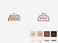 redesigned logo for a bag making company