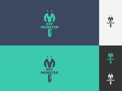 KeyMonster logo