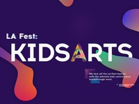 Lafest Kidsarts Preview Portfolio Regular