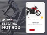 E-commerce app :: Daily UI challenge #012