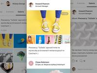 Social App - Gallery
