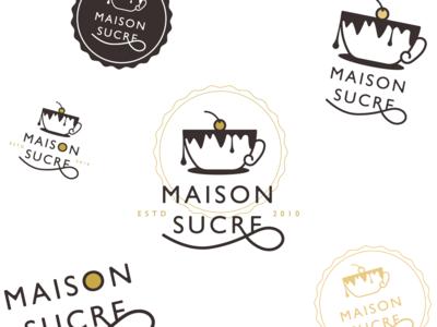 Coffee and Cake Bakery Logo