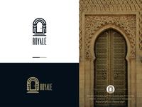 Royale Door Company Logo