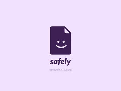Safely typography minimal logotype logo design logo illustration idendity design branding