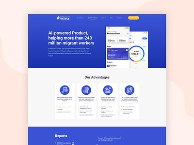WorldCom Finance: Investor Relations ui ux web design ui ux design ux design ui design