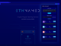 Ethnamed - Crypto Paypal