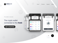Web 3.0 by Ethnamed | Landing