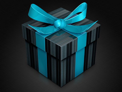 Another Present c4d 3d mac icon webos palm cinema 4d