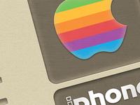 iPhone 4 Gelaskin