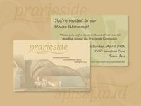 Prarieside Invite