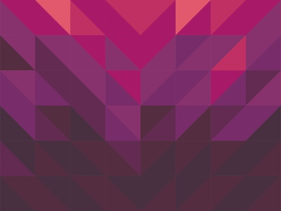 Pattern 190526 geometric abstract color palette warm pattern colorful modern