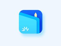 Writing icon
